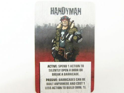 AN: Companion Card (Handyman)